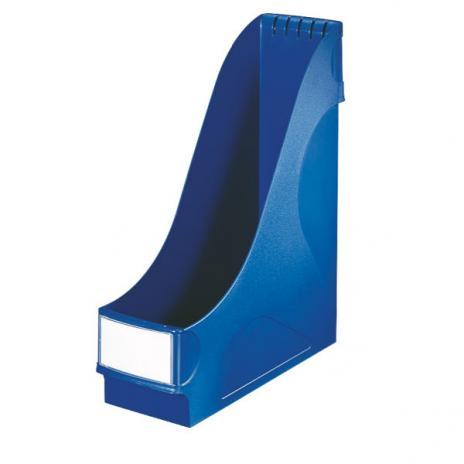 Leitz Stehsammler extrabreit, Kunststoff für DIN A4 schwarz
