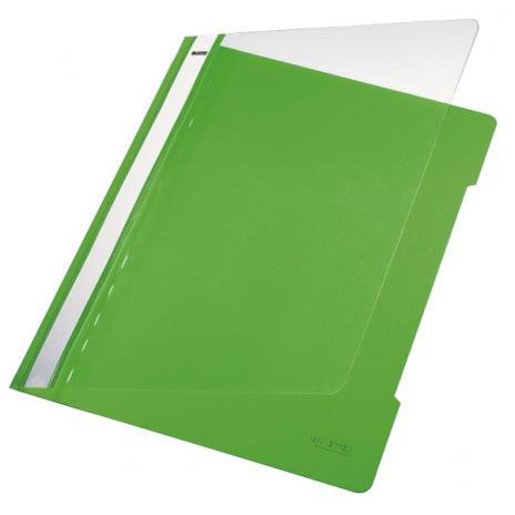 Leitz Schnellhefter DIN A4 Standard hellgrün
