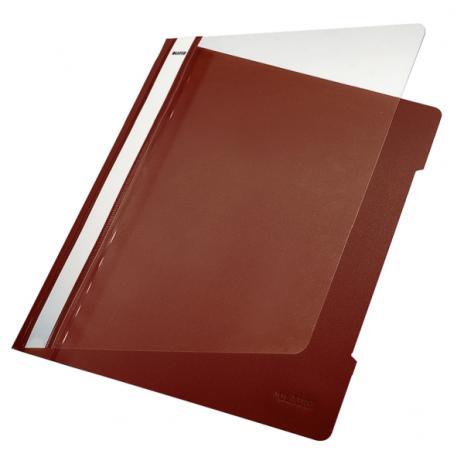 Leitz Schnellhefter DIN A4 Standard rot