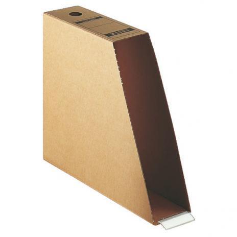 Leitz Premium Archiv-Stehsammler 8 x 32 x 26,5 cm braun