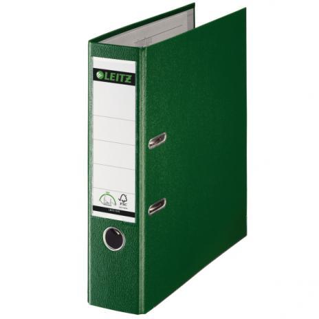 Leitz Ordner 1010 80mm Plastik grün