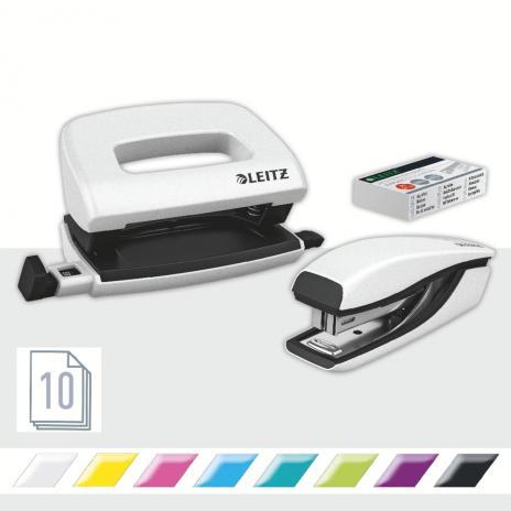 Leitz Schreibtischset NeXXt Series WOW Set mini metallic pink