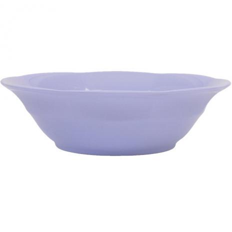 Rice Melamin-Suppenschale blau
