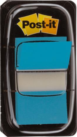 Post-it® Haftstreifen Index Standard blau