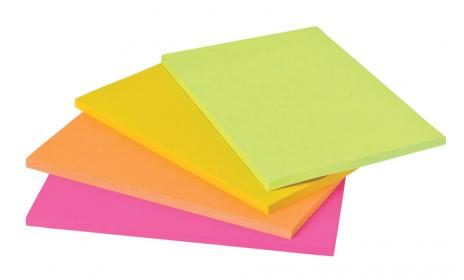 Post-it® Haftnotiz Super Sticky Meeting Notes 203 x 152 mm (B x H)