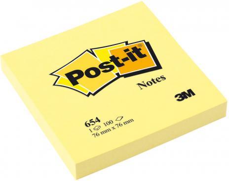Post-it® Haftnotiz Notes 51 x 38 mm (B x H)
