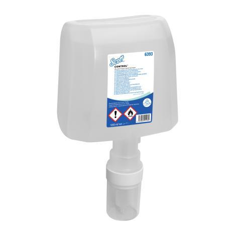 Kleenex® Scott® CONTROL Händedesinfektionsschaum