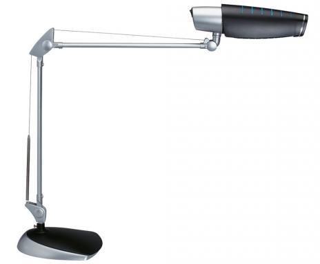 MAUL Tischleuchte MAULaurora, Energiespar-Leuchtmittel