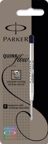 Parker Kugelschreibermine QUINKflow 0,8 mm Blister schwarz