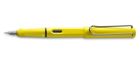 Lamy Füllhalter Safari (Mittel) gelb