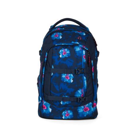 67139d36ec1fd Satch PACK Schulrucksack Waikiki Blue