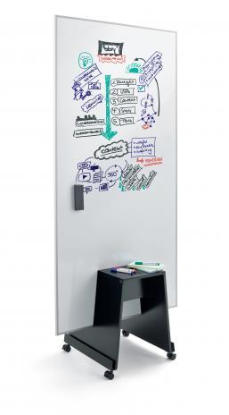 Sigel agiles Whiteboard Meet up 90 x 180 cm