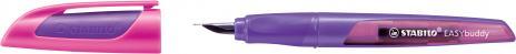 STABILO® Füller EASYbuddy Federstärke Linkshänder dunkelblau, hellblau
