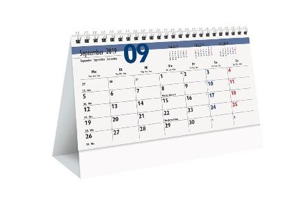 ZETTLER Tischkalender