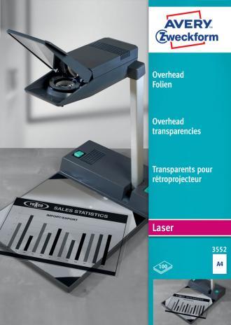 Avery Zweckform Laserfolie