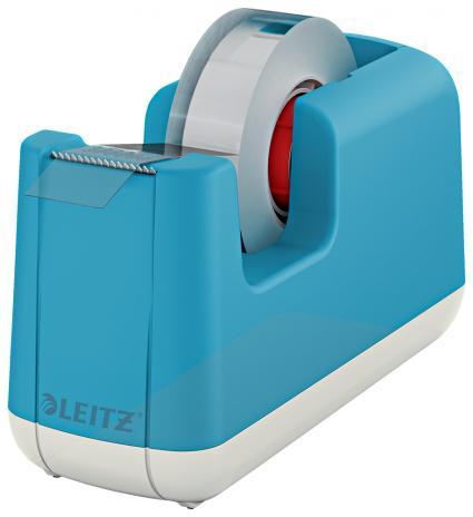 Leitz Tischabroller Cosy 19mmx33m gefüllt 1Rl Klebeband blau