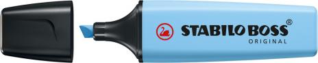STABILO® Textmarker BOSS® ORIGINAL Pastellfarben lila, pastell lila