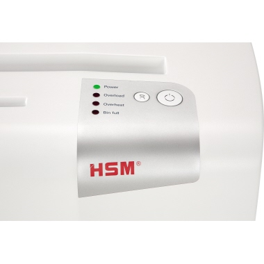 HSM® Aktenvernichter shredstar X6pro, P-5-11