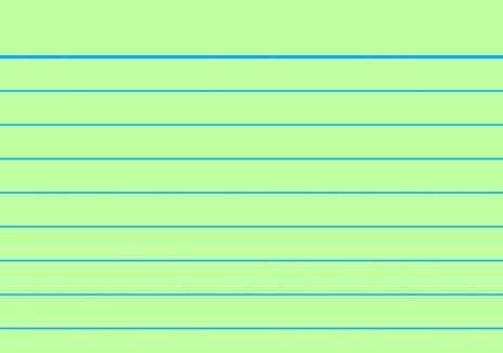 BRUNNEN Karteikarte DIN A8 quer liniert grün-2