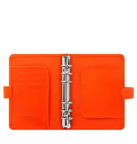 Filofax Organizer Saffiano Personal bright orange-2