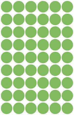 Avery Zweckform Markierungspunkt 12mm leuchtgrün-2