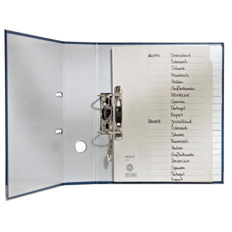 Leitz Ordnerregister 24 x 20 cm (BxH)-2