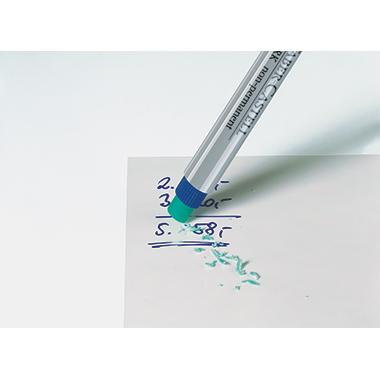 Faber-Castell Folienstift und CD/DVD Marker MULTIMARK 1514 non-permanent Strichstärke F 0,6 mm grün-2