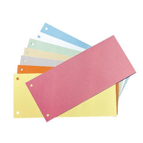 Pro/Office Trennstreifen 100er Pack rosa-2