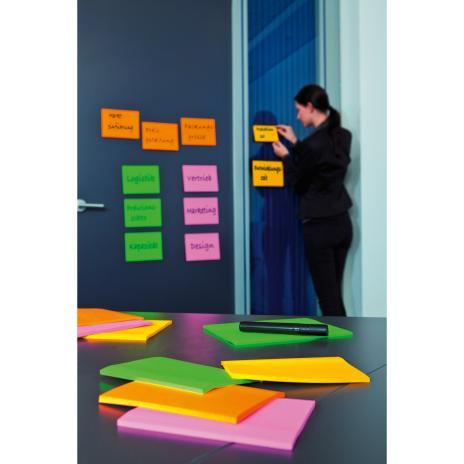 Post-it® Haftnotiz Super Sticky Meeting Notes 203 x 152 mm (B x H)-2
