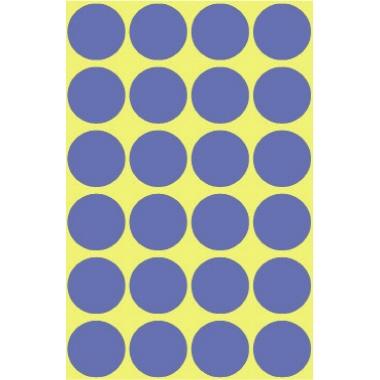 Avery Zweckform Markierungspunkt 18mm blau-2