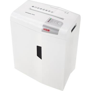 HSM® Aktenvernichter shredstar X10, P-4-2
