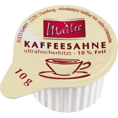 Kaffeesahne in Tassenportionen 20 x 10 g-2