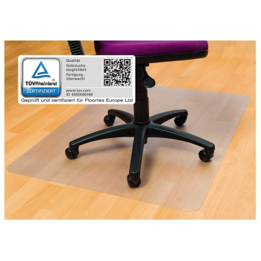 cleartex bodenschutzmatte advantagemat harte b den g nstig online bestellen. Black Bedroom Furniture Sets. Home Design Ideas