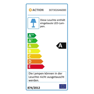 Action Stehleuchte Remy LED dimmbar-2
