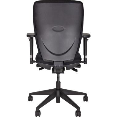Bisley Bürodrehstuhl Optime mit Rückenlehnenhöhenverstellung-2