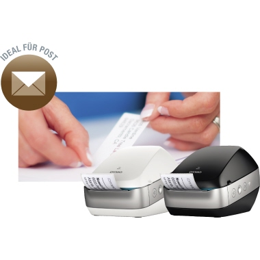DYMO® Etikettendrucker LabelWriter™ Wireless weiß-2
