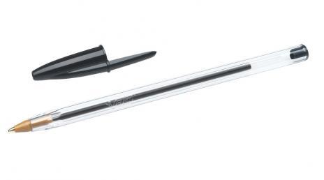 BIC® Einwegkugelschreiber Cristal dokumentenecht blau-2