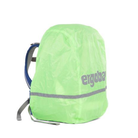 ERGOBAG Regencape Shiny Green-2