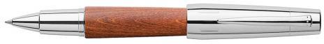 Faber-Castell Tintenroller E-MOTION Birnbaum braun-2