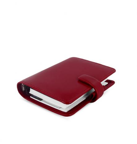 Filofax Organizer Metropol POCKET red-2