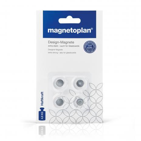 magnetoplan® Magnet Design aus Acryl extra stark