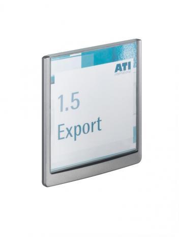 DURABLE Türschild CLICK SIGN 149 x 148,5 mm transparent-2