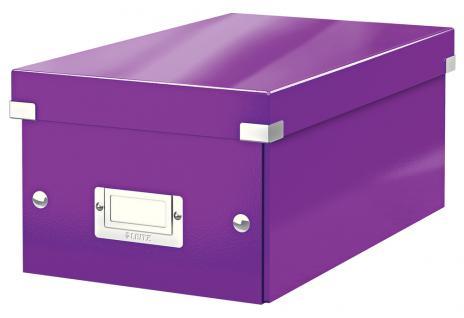 Leitz Archivbox Click & Store DVD blau-2
