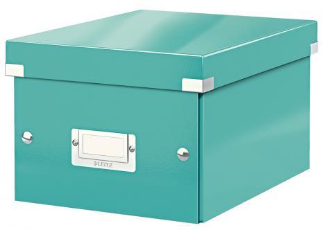 Leitz Aufbewahrungsbox Click & Store 21,6 x 16 x 28,2 cm (A5) schwarz-2