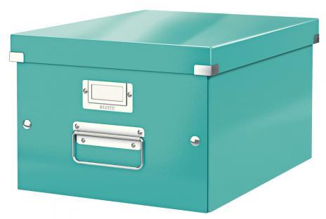 Leitz Aufbewahrungsbox Click & Store 28,1 x 20 x 36,9 cm (A4) weiß-2