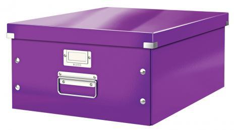 Leitz Aufbewahrungsbox Click & Store 36,9 x 20 x 48,2 (A3) pink-2