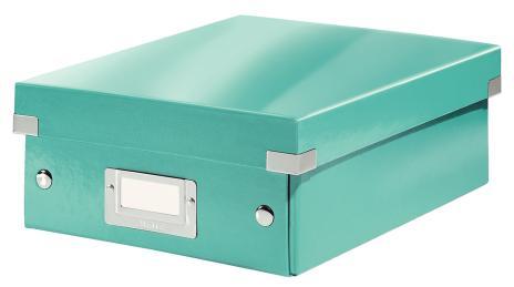Leitz Archivbox Click & Store WOW 22 x 10 x 28,2 cm schwarz-2