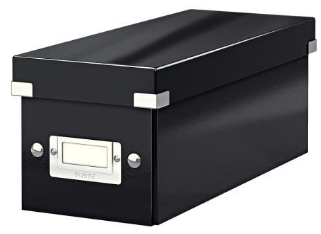 Leitz Archivbox WOW Click & Store CD blau-2