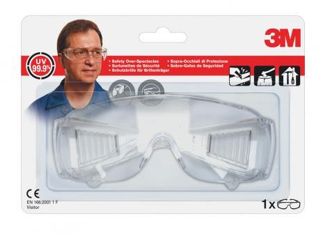 3M™ Laborschutzbrille-2