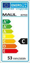 MAUL Tischleuchte MAULbusiness, Halogen-Leuchtmittel-2